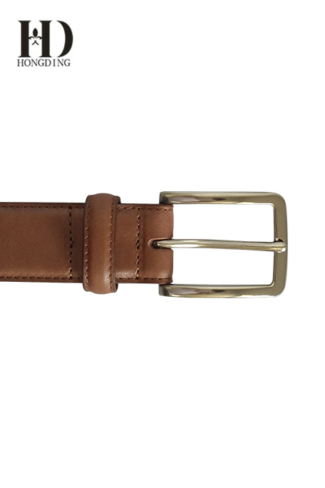 Designer Brown leather belts for men