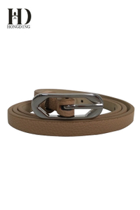 Fashion PU belt for womens