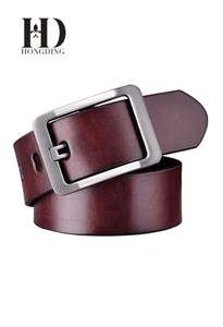 Designer Fashion Genuine leather belts for men