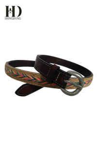 Faux leather Belt For Ladies