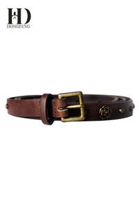 Boys leather belts for your son's outfits