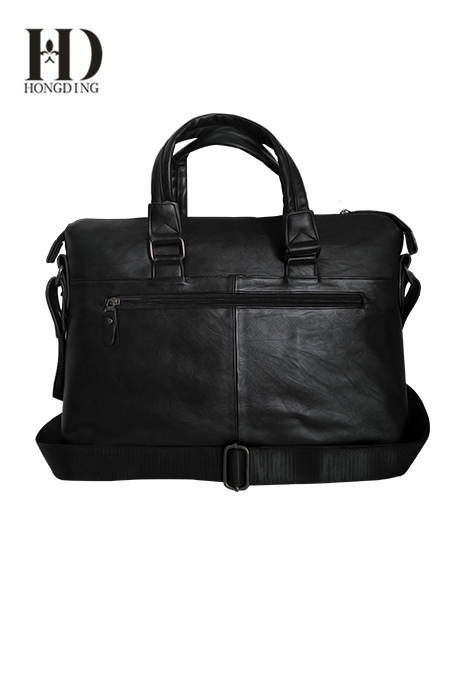 Hotest Men's Faux Leather Handmade Briefcase Shoulder Business Bag