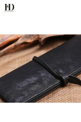 Custom Mens Designer Leather Wallet
