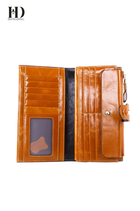 Genuine Leather Wallets for Women