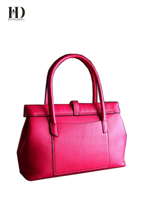 Full-Grain Cow Leather Handbags for Women